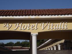 Hotel Vitalli, Rua Boa Vista, 77, 16360-000, Avanhandava