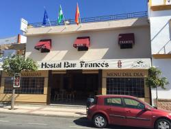 Hostal Bar Frances, Avenida Andalucia, 62, 41210, Guillena