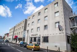 Milton Hotel, 3, Rue Du Canal, 93360, Neuilly-Plaisance