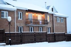 Отель Купеческий, Разина, 2, 663491, Kodinsk