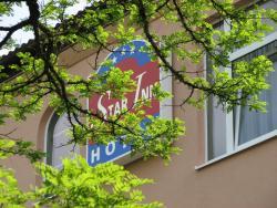 Star Inn Hotel München Nord, by Comfort, Rathausplatz 8 / GPS: Robert-Schuman-Straße, 85716, Unterschleißheim