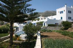 Flora's Apartments, Apollonas, 84300, 阿波罗