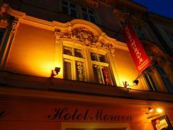 Hotel Morava, Horni Namesti 16, 66902, Znojmo