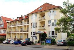 Hotel Salzufler Hof, Moltkestraße 7-9, 32105, Bad Salzuflen