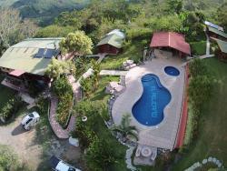 Hotel de Montaña El Pelicano, 700 mst norte del Liceo Canaan San Gerardo de Rivas, 11904, San Isidro