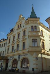 Hotel Bílý Kůň, T.G.Masaryka 109, 357 33, Loket
