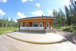 Rauhala Cottage, Muikuntie 292, Luumäki, Финляндия, 54500, Kurvila