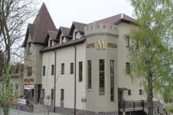 M-Hotel, Primorye Village, Ulitsa Tsentralnaya 5B, 223042, Zatsen'