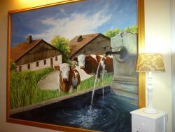 Hotel des Montagnards, 7 bis place Carnot, 25500, Morteau