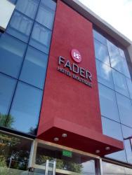 Fader Hotel Boutique, Av Fernando Fader 3587, 5009, Cordoba