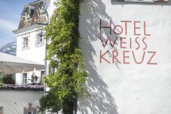 Hotel Weiss Kreuz Malans, Dorfplatz 1, 7208, Malans