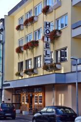 Hotel Garni Oberrhein, Werderstrasse 13, 79618, Rheinfelden