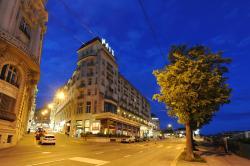 Hôtel de la Paix Lausanne, Avenue Benjamin-Constant 5, 1003, Lausanne