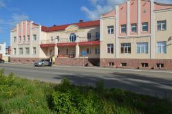 Hotel Uezdnaya, Chelyabinskaya region, Ulitsa Sovetskaya 109, 457100, Troitsk