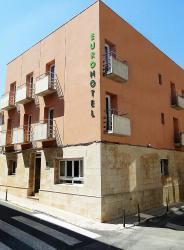Eurohotel, Santa Cecilia, 41, 07701, Mahón