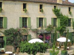 Villa Marguerite, Place Géraud de Salles, 24480, Cadouin