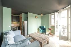 Pick a Flat - Saint Ouen Flea Market, Rue des rosiers, 93400, Saint-Ouen