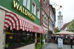 Hotel Waldhorn, Marienplatz 15, 88212, Ravensburg