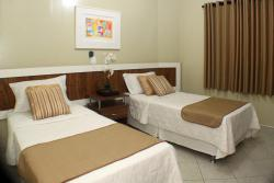 Palace Hotel Paranaíba, Rua Wladislau Garcia Gomes, 1170, 79500-000, Paranaíba