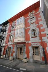 Eco Hotel Mundaka, Florentino Larrinaga 9, 48360 Mundaka