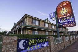 Endeavour Court Motor Inn, Corner of Macleay and Bourke Streets, 2830, Даббо