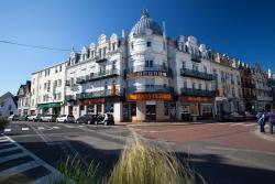Hotel de la Terrasse, 1 Avenue Du General De Gaulle, 62600, Berck-sur-Mer