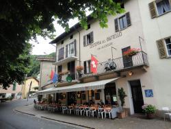 Osteria Battello, Via Piazza 3, 6987, Caslano