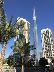 Espace Holiday Home 29 Boulevard, Downtown, 29 Sheikh Mohammed bin Rashid Boulevard,, Dubaj