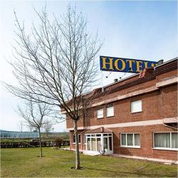 Hotel Area Serrano, Carretera A62, Km 14, 09230, Buniel