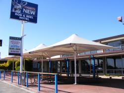 Rod 'N' Reel Hotel Motel Woodburn, 99 – 103 River Street, Woodburn, NSW, 2472, Woodburn