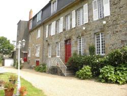 Chambre d'hôte Entre Mont et Merveille, 1 cours de la victoire, 50170, Pontorson