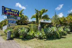 Hi Way Units Motel, 215 Nebo Road, 4740, Mackay