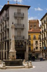 Sercotel Torico Plaza, Yague Salas, 5, 44001, Teruel