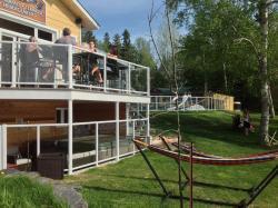 Auberge et Chalets sur le Lac, 2000, chemin du Motel-sur-le-Lac, G6B 2S1, Lac-Mégantic