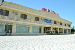 Hotel Service, Salman Mumtaz street, AZ5500, Sheki