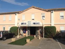 Quick Palace St Jean De Vedas, Rue Robert Schumann, 34430, Saint-Jean-de-Védas