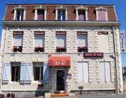 Hôtel Regia (ex - Hôtel du Rail), 2 rue Charles Domercq, 40990, Saint-Paul-lès-Dax