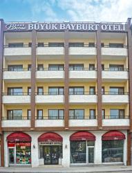 Buyuk Bayburt Hotel, Seyhhayran Mah.cumhuri̇yet Cad.no:30-1, 69000, Bayburt
