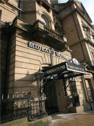 Midland Hotel, Forster Square, BD1 4HU, Bradford
