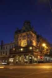The Hotel Shamrock, Cnr Pall Mall & Williamson Street, 3550, Bendigo