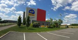 Ace Hotel Roanne, 1 Rue Edouard Branly - Parc de la Demi Lieue, 42300, Mably