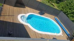 Chambres d'Hôtes Villa Sahara, Moustérian, 1 rue Tal Er Lannic, Parking de la plage, 56860, Séné