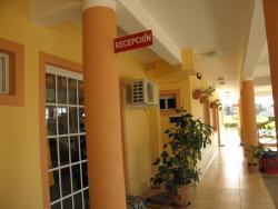 Hotel Mainumby, De los Periodistas 477 esq. Hermanas Bentancourt, 3206, Federación