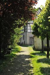Tagungshaus Kloster Heiligkreuztal, Am Münster 7, 88499, Altheim