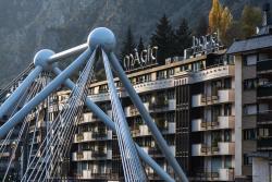 Magic Andorra, Avenida Doctor Mitjavila, 3-9, AD500, Andorra la Vella