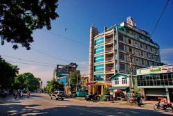 Hotel Chindwin, Bogyoke road, Yonegyi Quarter, Monywa, 11101, Monywa