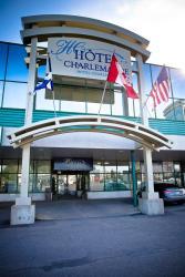 Hôtel Charlemagne, 115, boulevard Céline-Dion, J5Z 4P8, Charlemagne