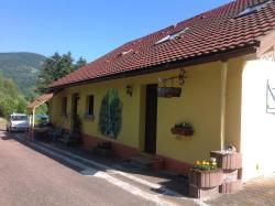 Chambres d'Hôtes Les Sapins, 2 Impasse du Viaduc, 88540, Bussang