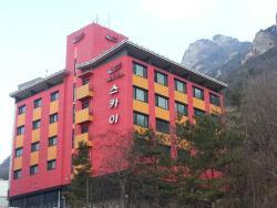 Sky Pension Motel, 961-2, Hakbong-ri,  Banpo-myeon, 314-924, Gongju