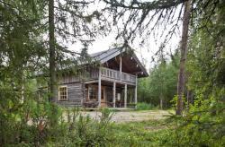Wilderness Chalet Kuusamo, Heikinjärventie 3, 93999, Kiviperä